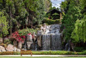 Hunter Valley Gardens Waterfall