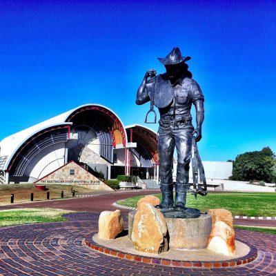 Stockman's Hall of Fame (RFDS)